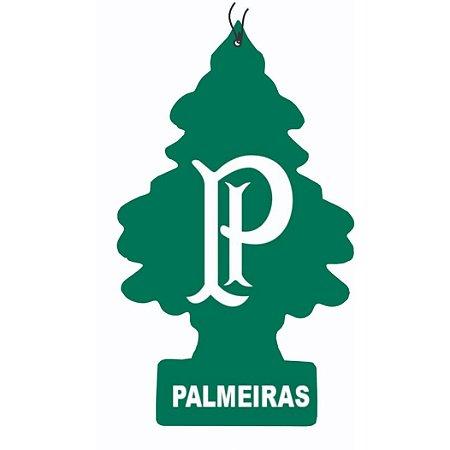 Aromatizantes Para Carro e Ambientes Pinheirinho Palmeiras 11cm