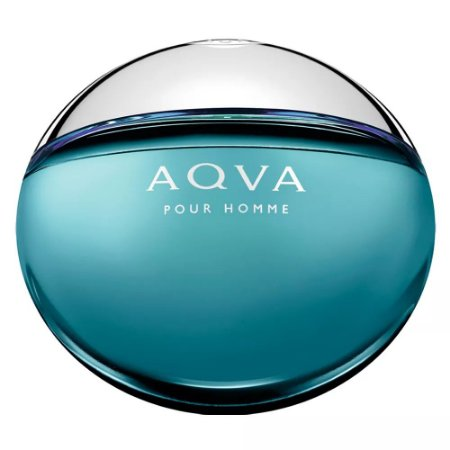 Aqva Pour Homme BVLGARI - Perfume Masculino - Eau de Toilette - 100ml