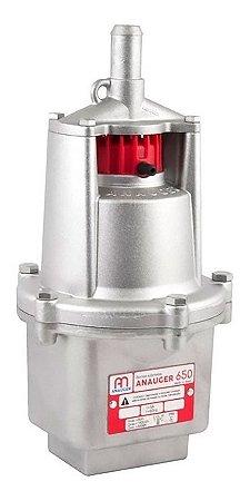 Bomba Água Submersa Sapo Poço Anauger 650 5g 60mca