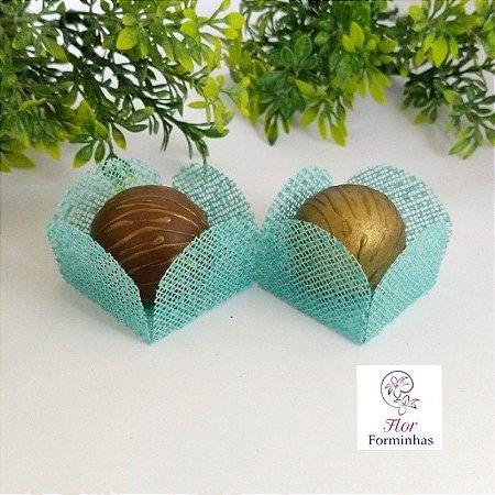 50 Formas para doces - Caixeta Tifany -F002