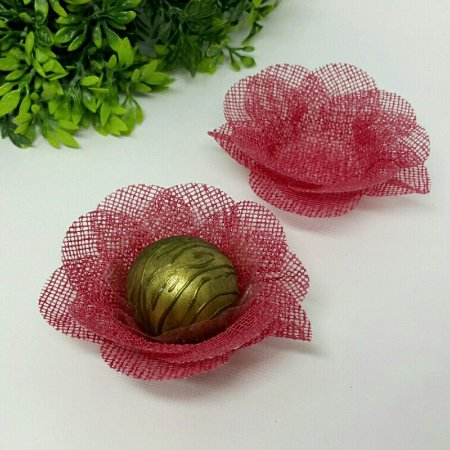 50 Formas para doces - Camelia Rosa Goiaba - F011
