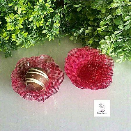 50 Formas para doces Camelia - Rubi - F011