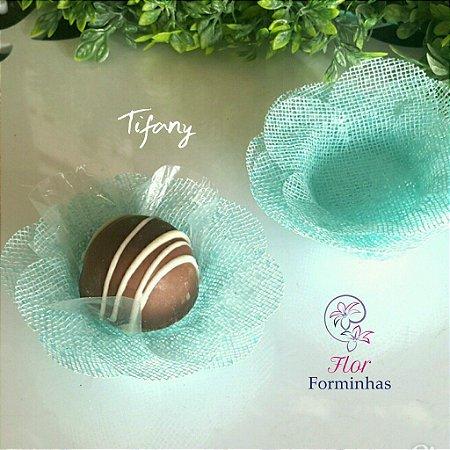 50 Formas para doces Camelia Tifany F011