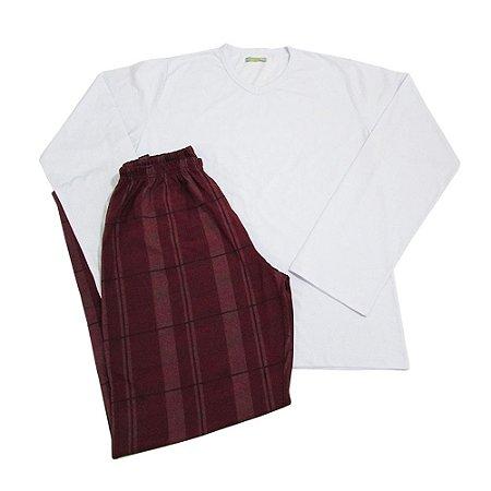 Pijama Masculino Xadrez