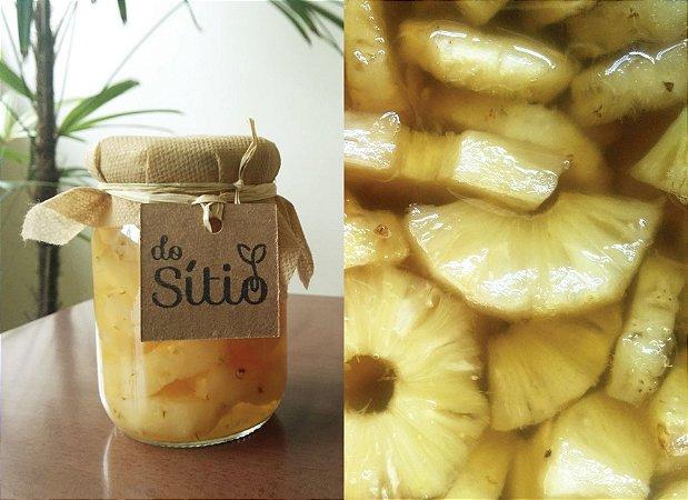 Abacaxi em calda (350g)