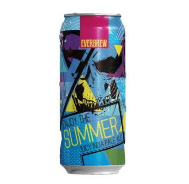 Cerveja Everbrew Enjoy The Summer - 473 ml - Caixa 6 unidades