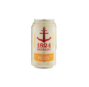 Cerveja Imigração Pilsen - 350 ml - Caixa 12 unidades