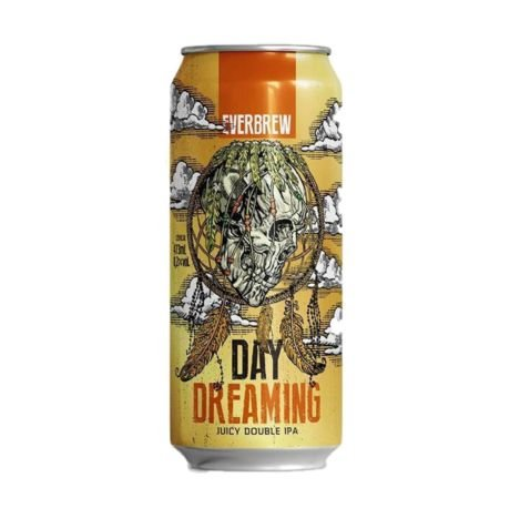 Cerveja Everbrew DayDreaming - 473 ml - Caixa 6 unidades