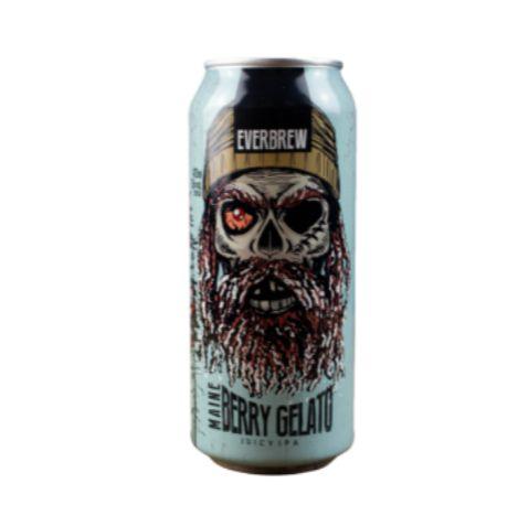 Cerveja Maine Berry Gelato - 473 ml - Caixa 6 unidades
