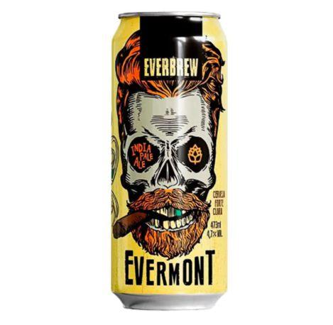 Cerveja Everbrew Evermont - 473 ml - Caixa 6 unidades