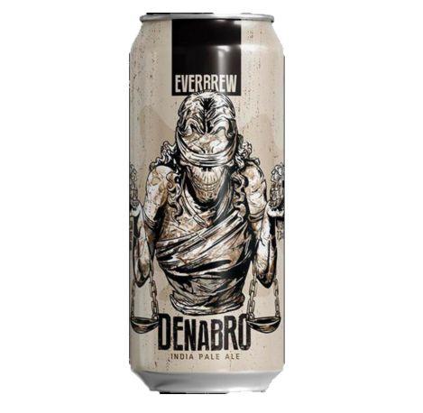 Cerveja Everbrew Denabro - 473 ml - Caixa 6 unidades