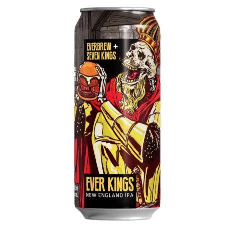 Cerveja Everbrew Everkings - 473 ml - Caixa 6 unidades