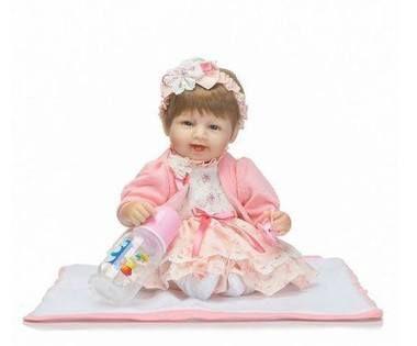 Boneca Bebe Valentina