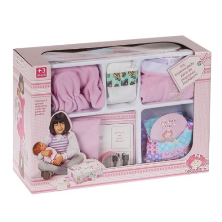 Kit de Maternidade para Boneca