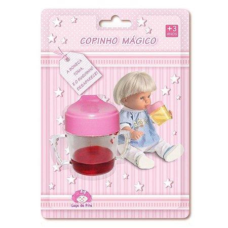 Copo Mágico para Boneca