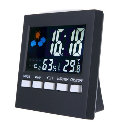 Relógio Estação Meteorológica