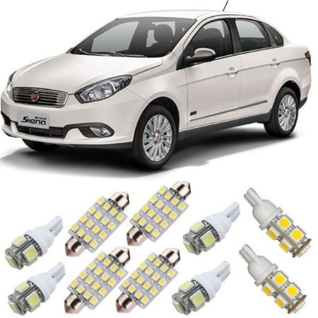 Kit Led Fiat Grand Siena
