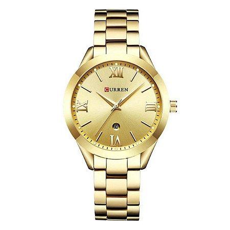 Relógio Curren Feminino (Cores Variadas)