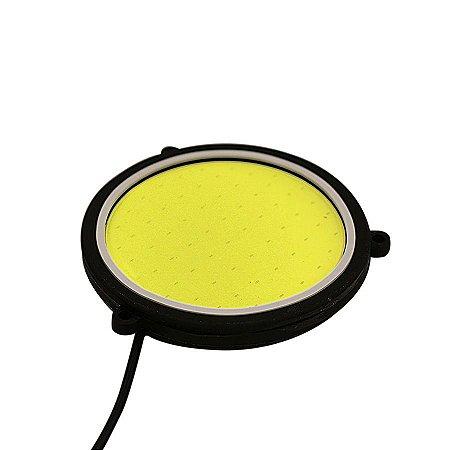 Luz Diurna Flexível 9cm