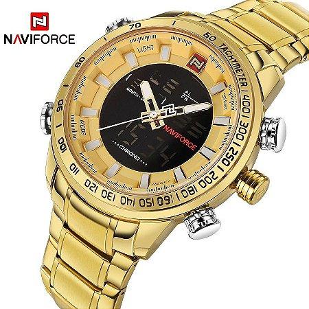 Relógio Naviforce NF9093M (Cores Variadas)