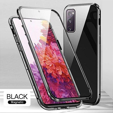 Capa para Celular Magnética 360º Samsung Galaxy S20 FE