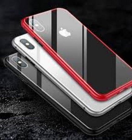 Capa para Celular Magnética 360º Apple iPhone X