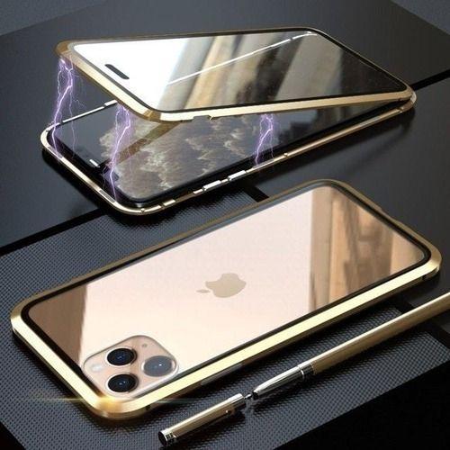Capa para Celular Magnética 360º Apple iPhone 12