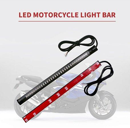 Fita Flexível 48 Leds para Motocicletas