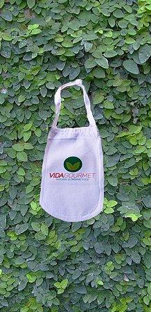 Porta Vinho Ecológico Personalizado 17x30 C/ 10 Unidades