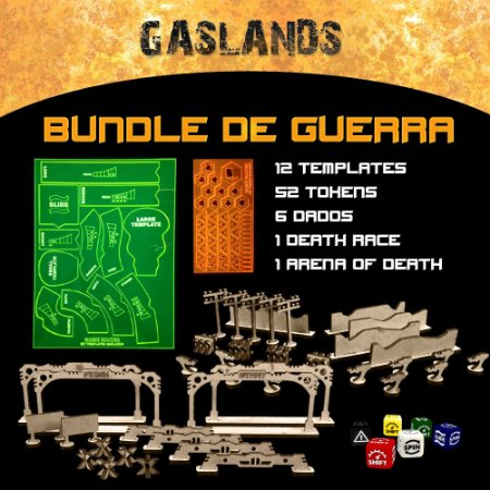 BUNDLE DE GUERRA GASLANDS
