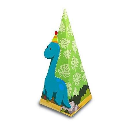 Caixa Pirâmide Baby Dino com 06 unidades