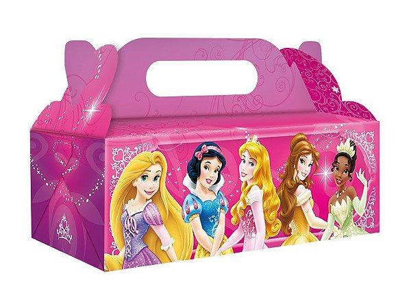 Caixa Para Viagem Princess Debut Com 04 Unidades