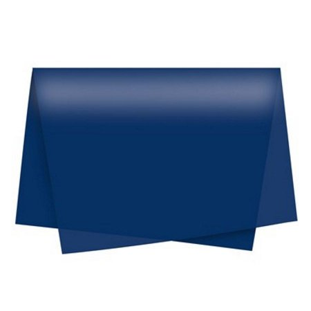 Papel Seda Azul Marinho 49X69