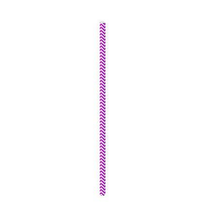 Canudo De Papel Missoni Pink com 20 Unidades