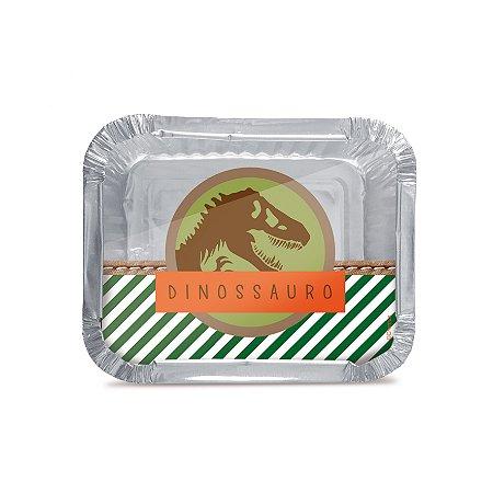 Marmitinha M Mundo dos Dinossauros c/ 12und