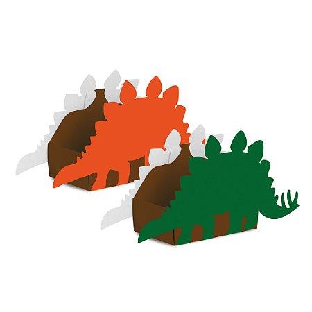 Cachepot Mundo dos Dinossauros c/ 8 und