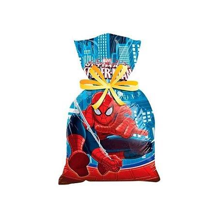Sacola Surpresa Homem-Aranha 08 unidades