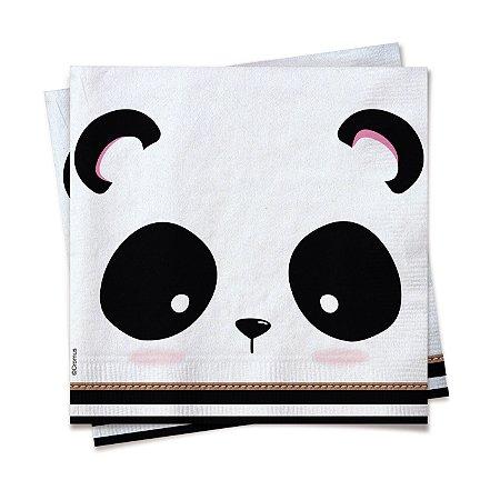 Guardanapo 25x25 Panda