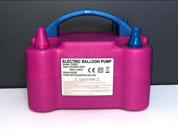 Inflador para balões 220V