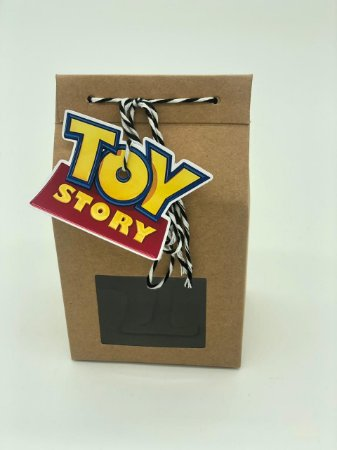 Caixa visor G personalizada Toy Story c/ 06 unidades