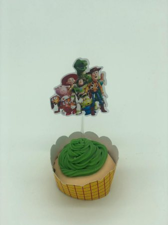 Kit cup cake Toy Story c/ 06 unidades