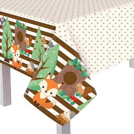 Toalha de mesa principal Bosque
