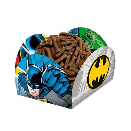 Porta Forminha Batman com 40 unidades