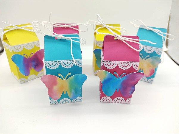 Caixa Milk Tie Dye com 06 unidades