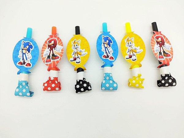 Língua de Sogra Sonic com 06 unidades