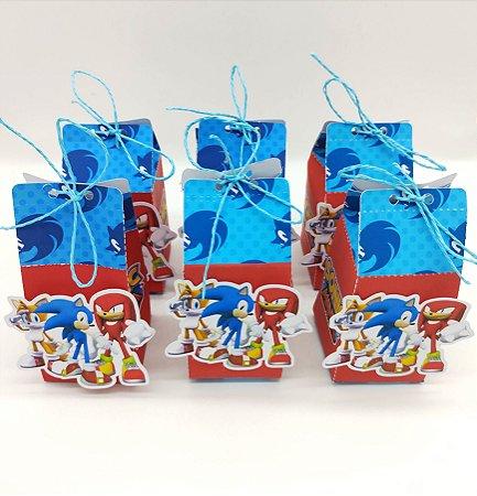 Caixa Milk Sonic com 06 unidades
