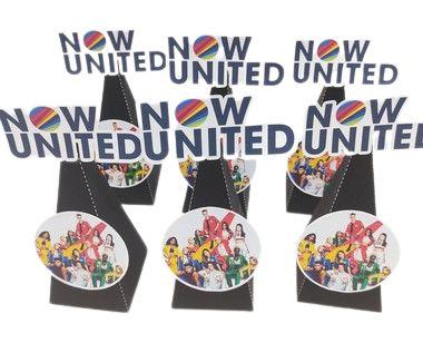 Cone Now United com 06 unidades