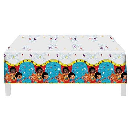 Toalha de mesa principal 3 palavrinhas