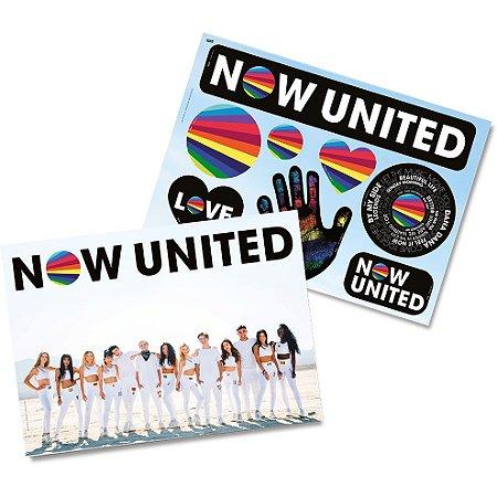 Kit Decorativo Now United