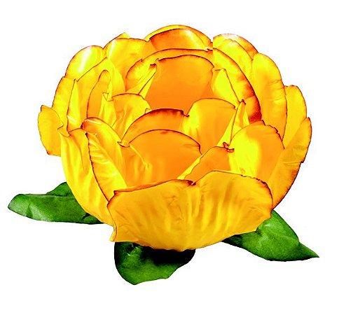 Forminha Decora Doces Amarelo Queimado 40 unidades